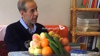 مصاحبه با پروفسور مظفر پور در باره تغذیه طبیعی گیاهی