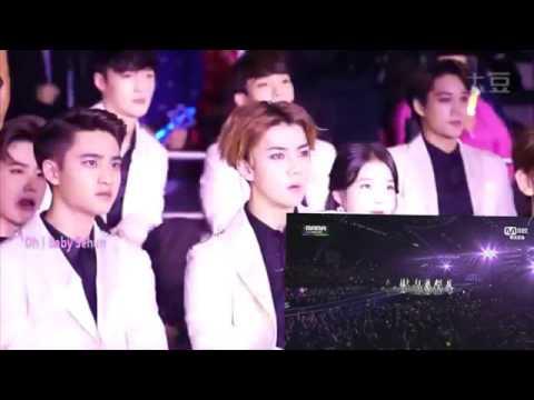 Mama 2014 EXO Good Boy Reaction