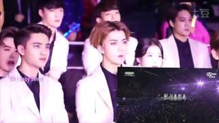 mama 2014 EXO good boy reaction