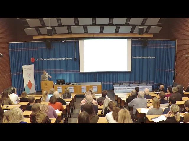Rethinking Sustainability, Oslo