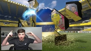 FIFA 17   THE BEST TOTS PACK OPENING   70x EPL PREMIUM PLAYERS PACK