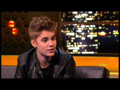 Justin Bieber Interview on The Jonathan Ross Show (15th Sept 2012)
