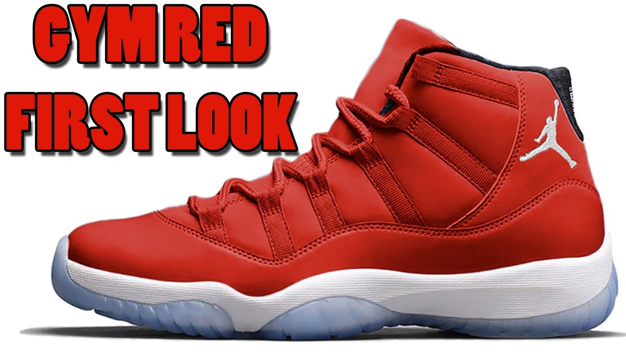 Air Jordan 11 GYM RED First Look, adidas ULTRA BOOST 4.0, Nike LeBron 14  AGIMAT and More