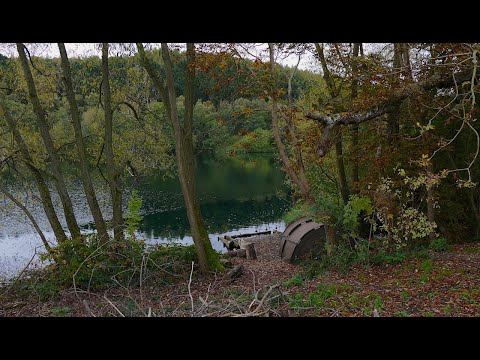 The Best-looking Carp Lake In England - Carp Fishing Vlog January 2020
