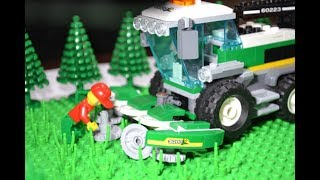 LEGO Combine Harvester. It