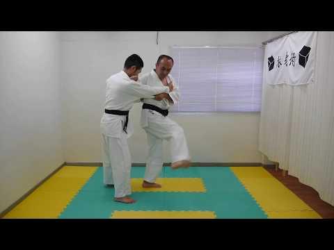 【柔道|山嵐】足を吸い付けて投げる!