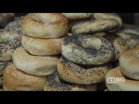 Bagel Boys Bagel Bar Cafe a Coffee Shop in Brisbane offering Coffee and Bagel