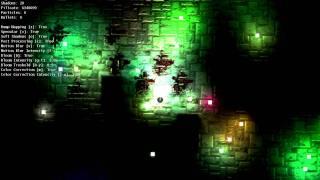 TomHashNL Kaos Lighting Engine Tech Demo XNA