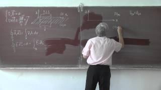 Лекция 254.  Граничные условия для магнитного поля