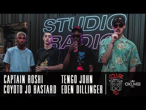 Youtube: TENGO JOHN x CAPTAIN ROSHI x EDEN DILLINGER x COYOTE JO BASTARD – Couvre Feu Hors Série
