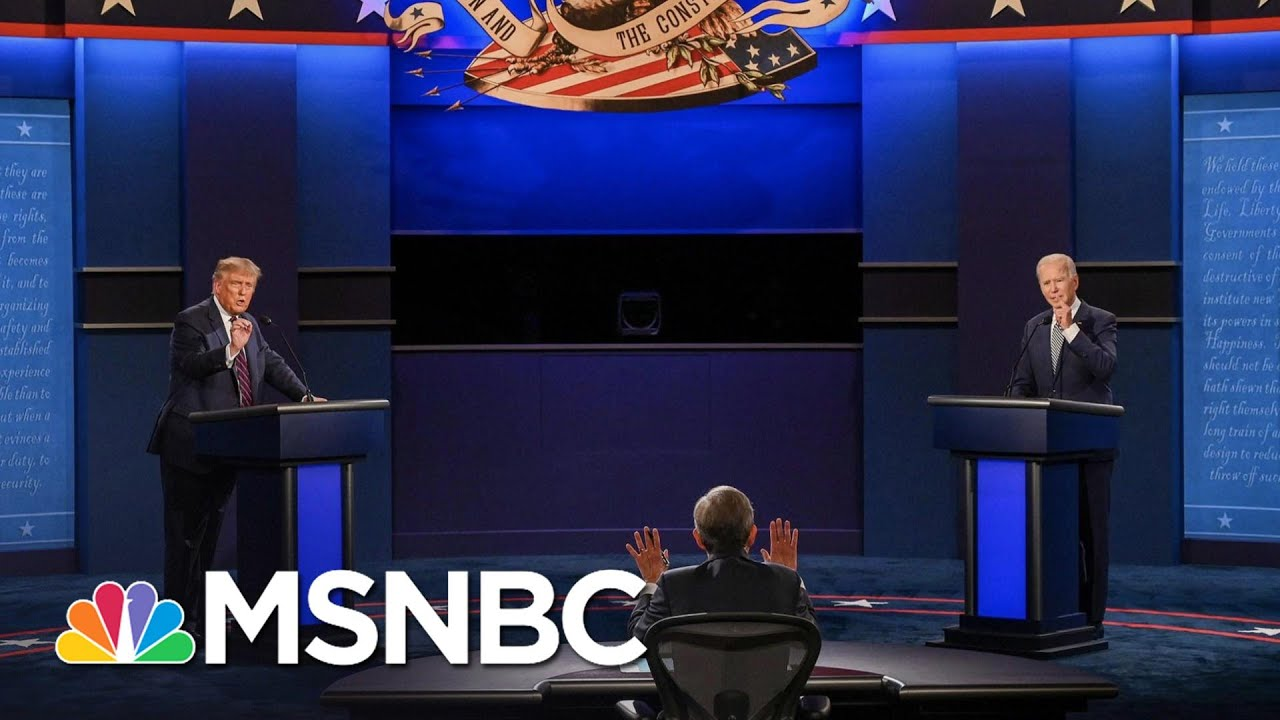 Mics will be cut for portions of final presidential debate after ...