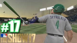 BIGGEST MOMENT OF SKYWALKER'S CAREER! | MLB The Show 17 | Road to the Show #17