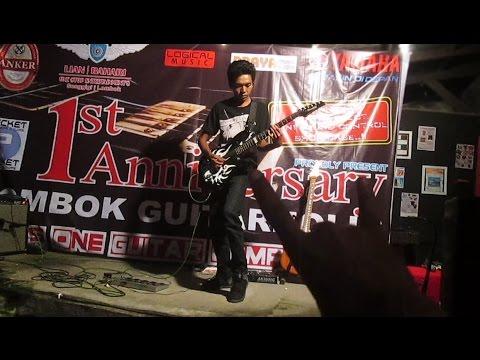 Belandry - Lombok Guitar Holic Fest.@Honky Tonk Cafe 12-12-13