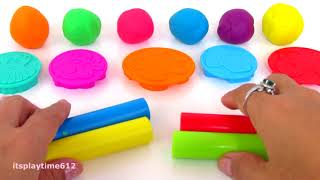 Play-Doh | PLAY-DOH ZOO ADVENTURE TOOLS BUCKET Learning Shapes Colors For Toddlers