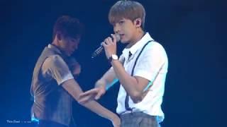 170811 크나큰(KNK) SUMMER LIVE IN JAPAN(TOKYO 2부) - 비 인성Focus thumbnail
