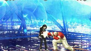 M Yashiro VS Aura BETA 2!