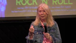 """My Life in Rock"" - Producer Stephanie Bennett's UCLA interview by Filmmaker David Leaf"