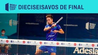 Resumen dieciseisavos de final (segundo turno) Estrella Damm Menorca Open