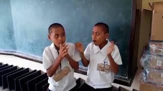 Twin kids Talented | Cebu | watch till the end