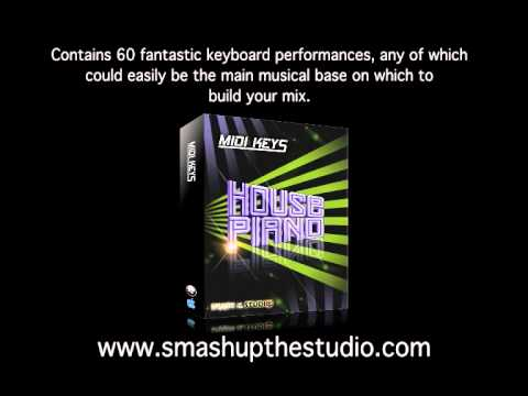 Midi keys house piano sample libraries youtube for Piano house anthems