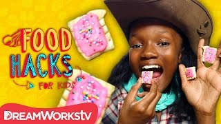 Mini Poptarts Cereal?! + More Cereal Food Hacks | FOOD HACKS FOR KIDS