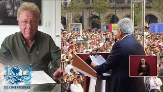 Carta dirigida a las personas que votaron por Morena: Alazraki