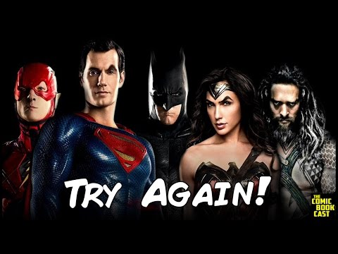DC Extended Universe Time to Re-announce it?