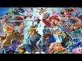 Super Smash Bros Direct - November 1 2018 (Livestream & Reactions)