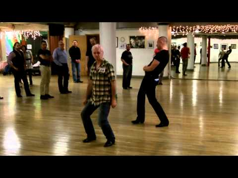 Back Street Attitude Line Dance Demo