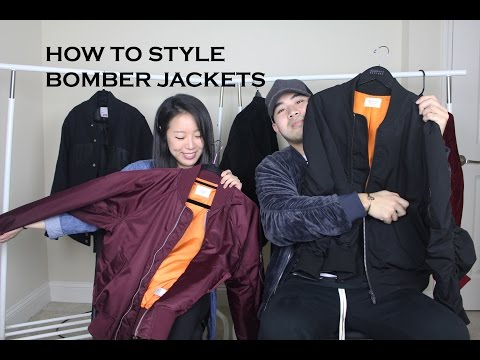 How to Style Bomber Jackets: FEAR OF GOD, FOG, Supreme + more