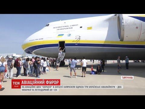Українські літаки викликали