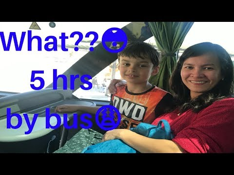 traveling-by-bus-from-berlin-to-kiel-mahirap-ba???europe-life-pilipino-german-mother-and-son