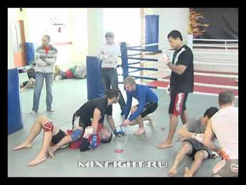 Seminário de MMA com Gegard Mousasi, Peter Teijsse e Vinny Magalhaes Parte 7
