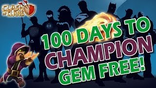 Clash of Clans - TH1 to TH10 CHAMPION in 100 DAYS Ep6!