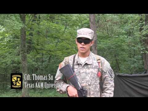 7th Regiment Basic Camp (CIET)   Leader Training Field Exercise