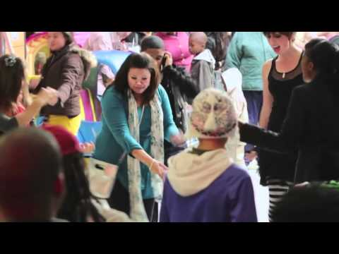 Nelson Mandela Metropolitan University (NMMU) Flash Mob