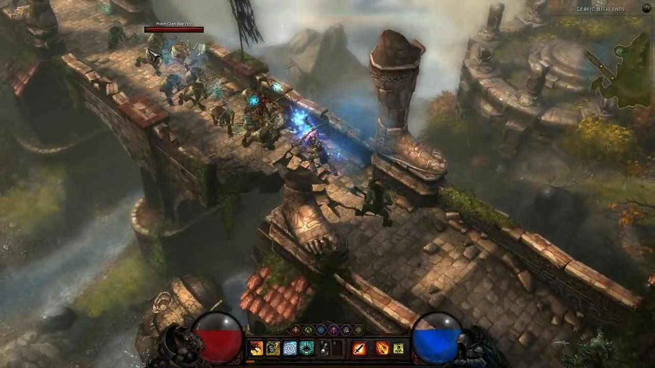 Diablo III: tráiler de juego