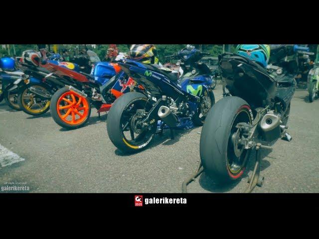 Yamaha Y15 Custom (Geng Tayar Besar)