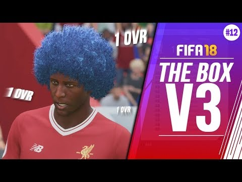 1 OVR PLAYER IN FIFA 18 CAREER MODE!!! | THE BOX v3: I CAN'T DEAL WITH THIS [#12]