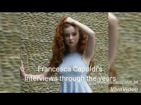 Francesca Capaldi s🎤 20122018