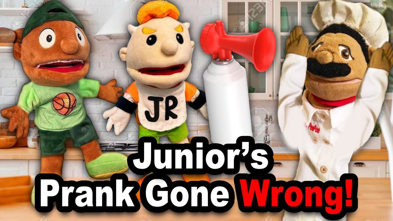 SML Movie: Bowser Junior's Prank Gone Wrong!