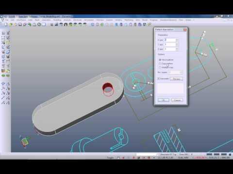 VISI-Basic Solid Modelling-3.avi