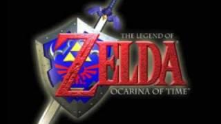 The Legend of Zelda Ocarina of Time: Spiritual Stone Get