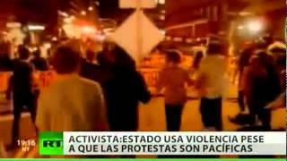 Indignados y Policía, listos para la gran huelga del 1 de Mayo