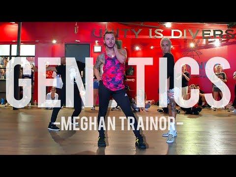 Meghan Trainor - Genetics | Hamilton Evans Choreography