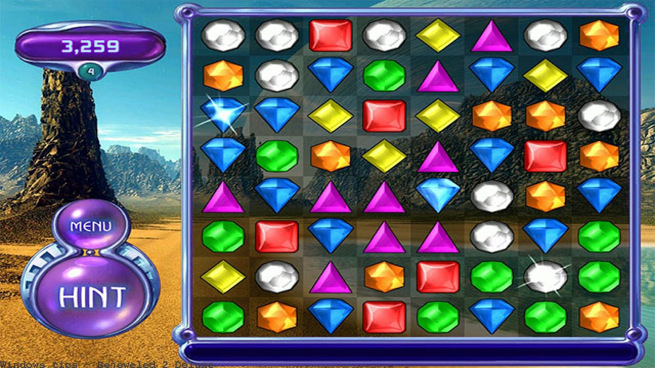 Bejeweled 2 Deluxe Youtube