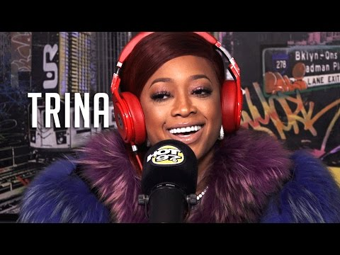 Trina Has Her Ass Insured, Talks Her New Album & The Reason