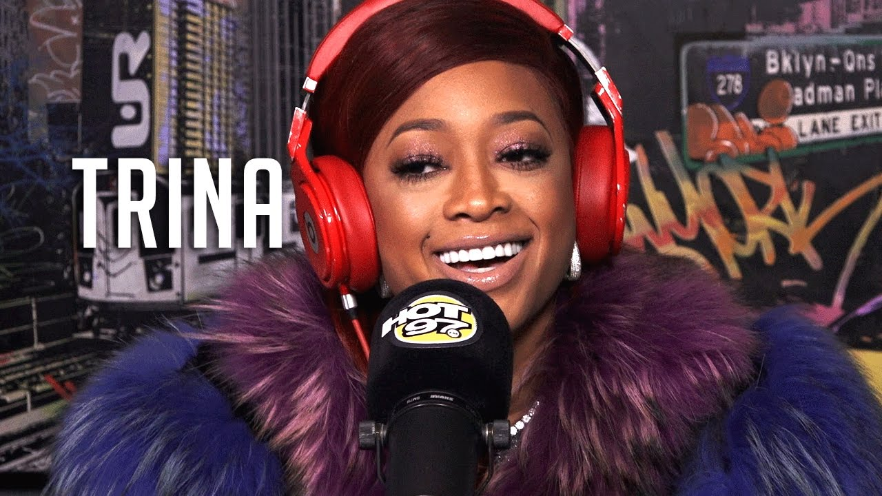 Trina Reveals She Got Her Ass Insured & Why Her and Wayne Split Up
