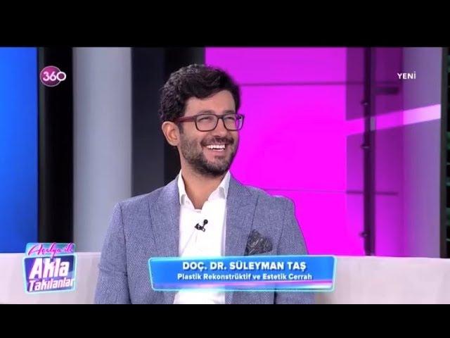 360TV | Akla Takılanlar | Doç.Dr. Süleyman TAŞ | 27.09.2019