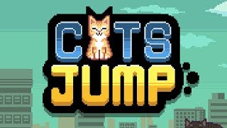 CatsJump! Gameplay | Android Arcade Game